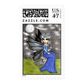 Night fairy postage