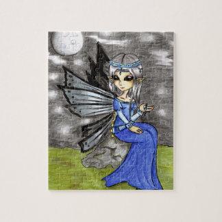 Night fairy puzzle