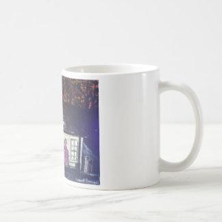 Night Fall On East Wynton Mugs