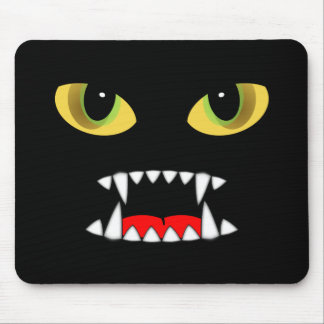 Night Fangs Mouse Pad