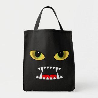 Night Fangs Tote Bag