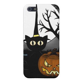 Night fantasmagórico iPhone 5 protector