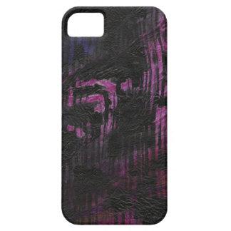 Night Figure iPhone SE/5/5s Case