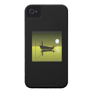 Night Fishing Case-Mate iPhone 4 Cases