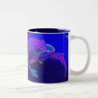 Night Flight Dragon Mug