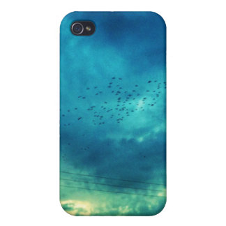 Night Flight iPhone 4/4S Case