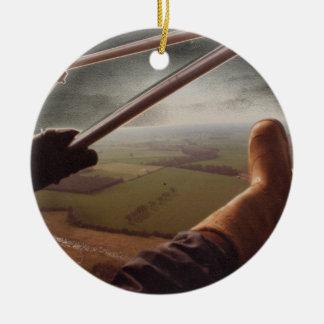 'Night Flight' Ornament