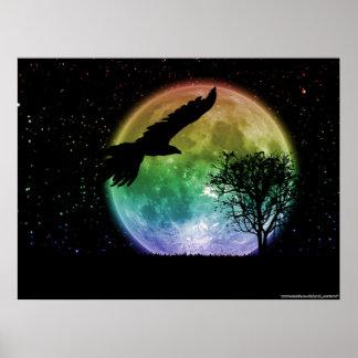 Night Flight Poster