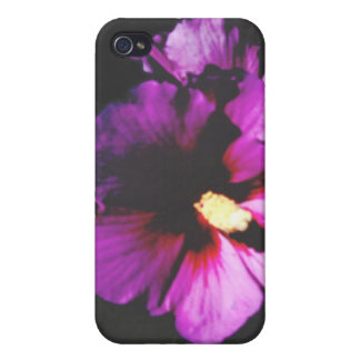 Night Flowers iPhone 4/4S Case
