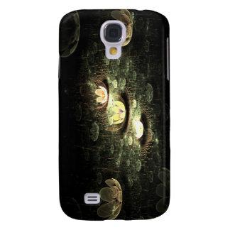 Night Flowers Samsung Galaxy S4 Cases