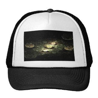 Night Flowers Trucker Hat