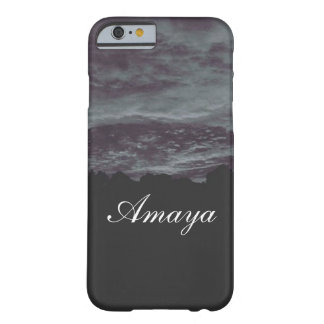 Night Forrest Barely There iPhone 6 Case