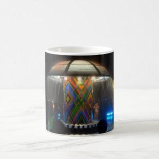 Night Fountain Morphing Mug