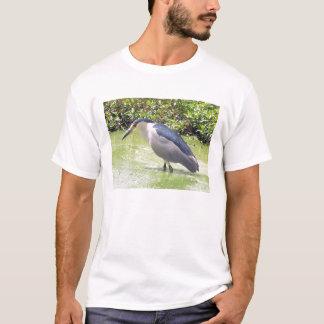 Night Heron Men's T Shirt