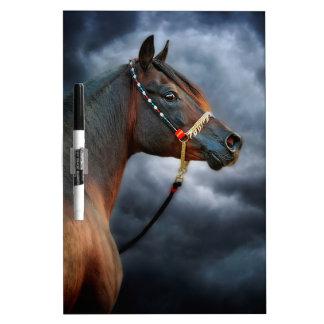 Night Horse Dry-Erase Boards
