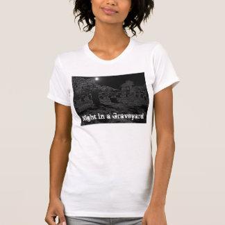 Night in a Graveyard T-Shirt