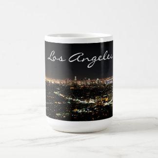Night in Los Angeles Mug