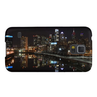 Night in Philly Galaxy S5 Case