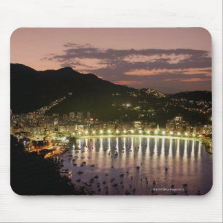 Night in Rio de Janeiro, Brazil Mouse Pad