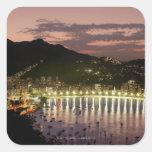 Night in Rio de Janeiro, Brazil Sticker