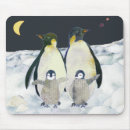 Night in the Antarctic Mousepad mousepad