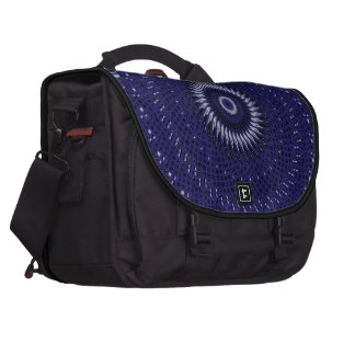 Night in the City Spiral Commuter Bag