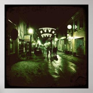 Night In Zoetermeer Posters