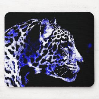Night Jaguar Mousepad