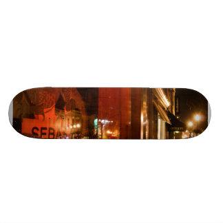Night Jazz Skateboard