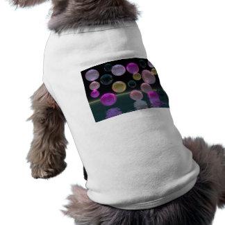 Night Jewels – Magenta and Black Brilliance T-Shirt