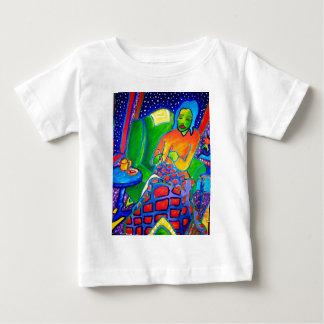 Night Knitting by Piliero T-shirt