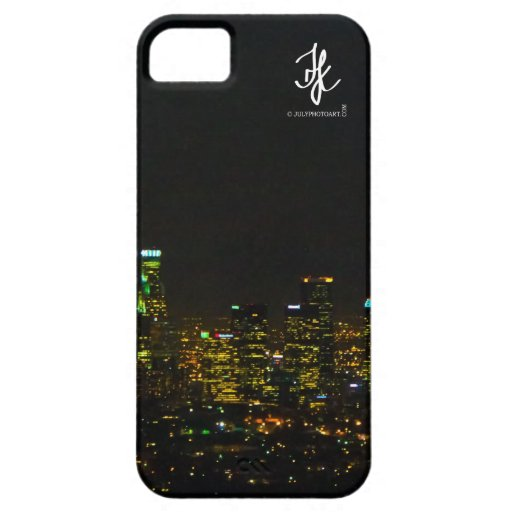Night LA iPhone 5 Case iPhone 5 Case