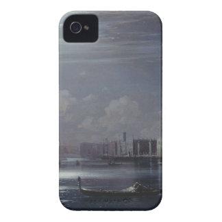 Night landscape. Venice by Ivan Aivazovsky Case-Mate iPhone 4 Case