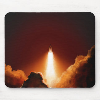 Night Launch Mouse Pad