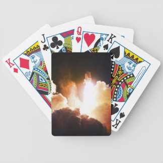 Night Launch Playing Cards