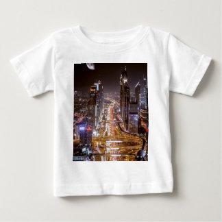 Night Life Baby T-Shirt