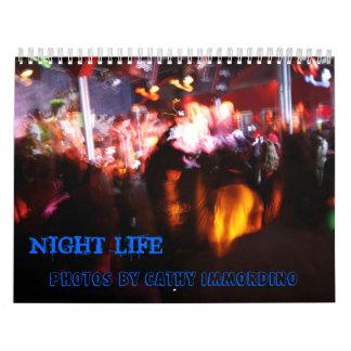 NIGHT LIFE CALENDAR