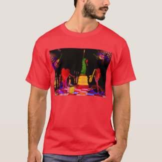 Night life New York T-Shirt