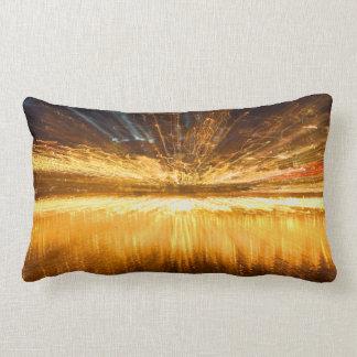 Night Light Lumbar American MoJo Pillow