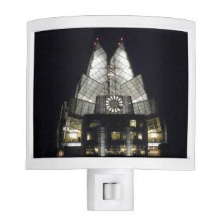 Night Light - Modern Building