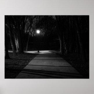 Night Light Poster