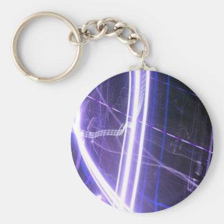 Night Light Series Keychain