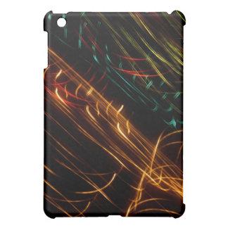 Night Lights Abstract iPad Case