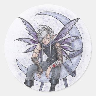 Night Lover Fairy Sticker
