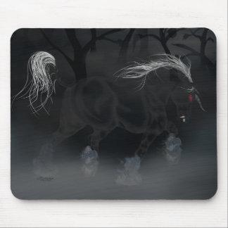 Night Mare Black Mousepad