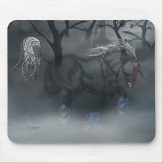 Night Mare Mouse Pad