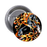 Night Mare Pinback Buttons