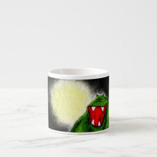 Night Monster Espresso Cup