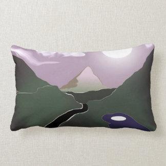 Night Moon Pillow