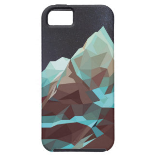 Night Mountains No. 2.jpg iPhone SE/5/5s Case